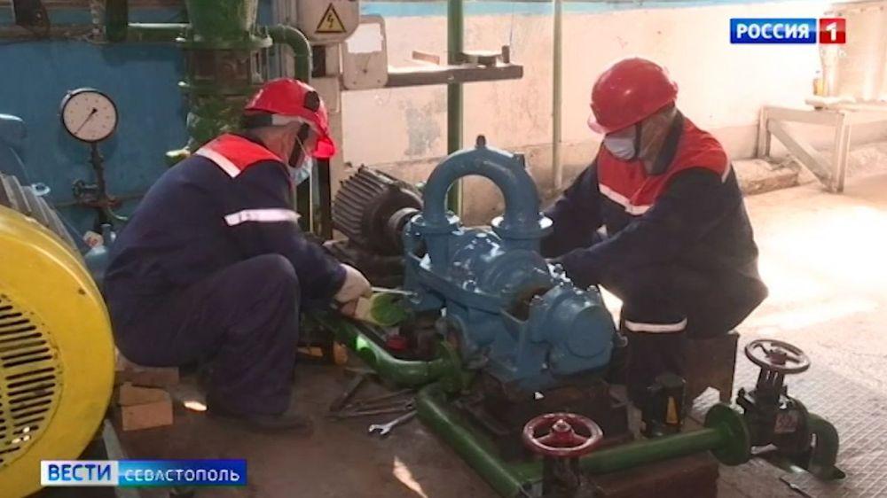 Севастополь на 86% готов к отопительному сезону