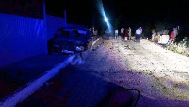 В Крыму пьяный водитель насмерть сбил ребенка, еще двое в больнице