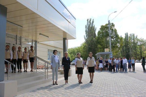 Ефим Фикс принял участие в открытии нового Многофункционального центра предоставления государственных и муниципальных услуг
