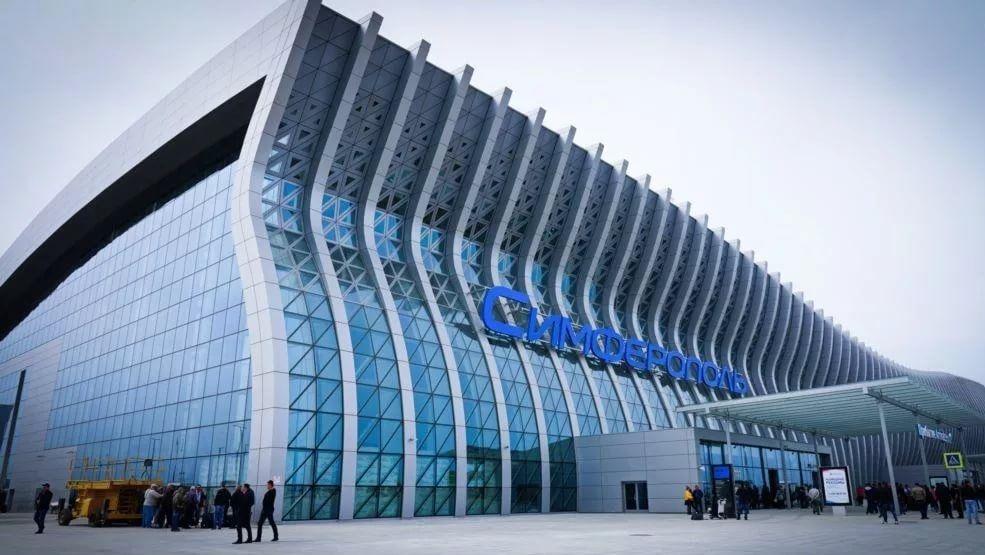 В июле пассажиропоток в аэропорту Симферополя вырос на 5,5%