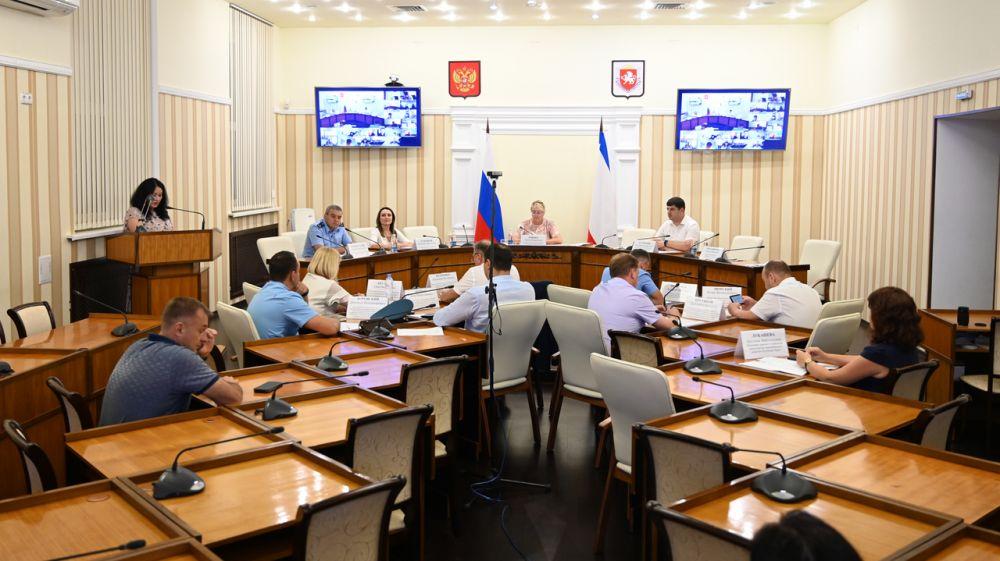 На совещании по реформированию контрольно-надзорной деятельности даны пояснения к закону о государственном и муниципальном контроле