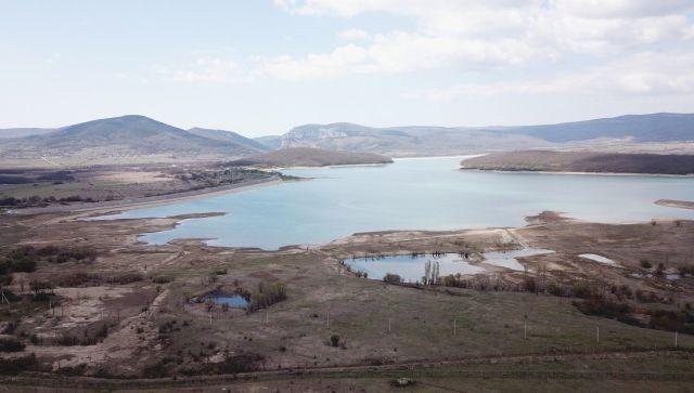 """Чернореченское водохранилище """"усохло"""" еще на 5,7 млн кубов"""