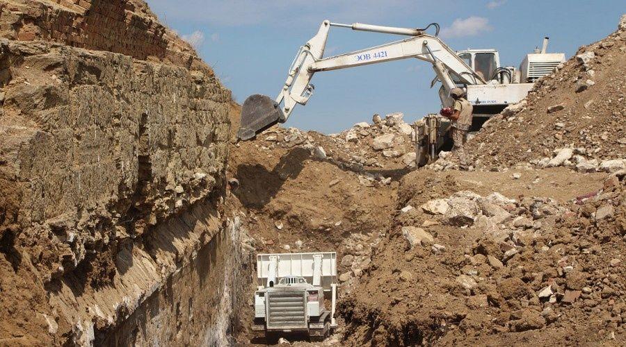Пиротехники МЧС за месяц нашли в крепости Керчь более 1,3 тыс взрывоопасных предметов