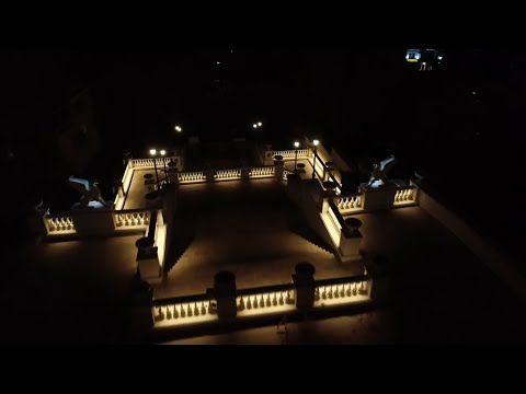 На Большой Митридатской лестнице установят более 550 светильников