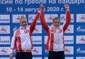 Анастасия Долгова из Севастополя — чемпионка России по гребле на байдарках и каноэ