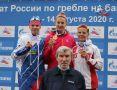 Севастопольская спортсменка Анастасия Долгова стала чемпионкой России