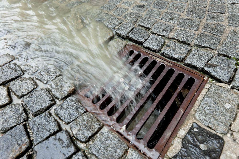 В Севастополе намерены создать систему ливневой канализации