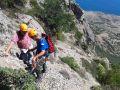 Туристы в горы уходят сами, но возвращаются со спасателями. Происшествие на Эчки-Даг