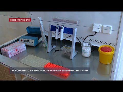 COVID за сутки – 4 в Севастополе и 51 в Крыму