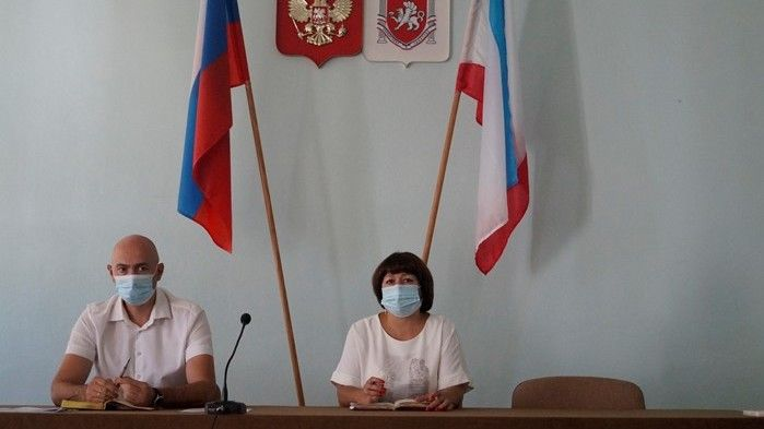 Владимир Трегуб провел аппаратное совещание с главами администраций сельских поселений Советского района