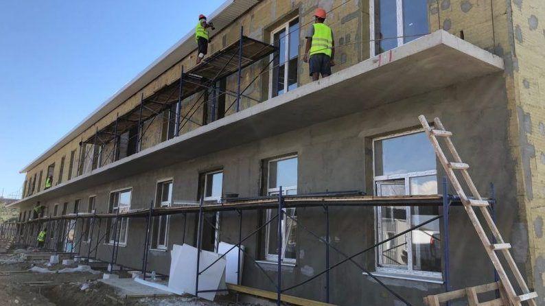 В Бахчисарайском районе строят здание для дошкольной организации. Цена вопроса — 151 млн рублей