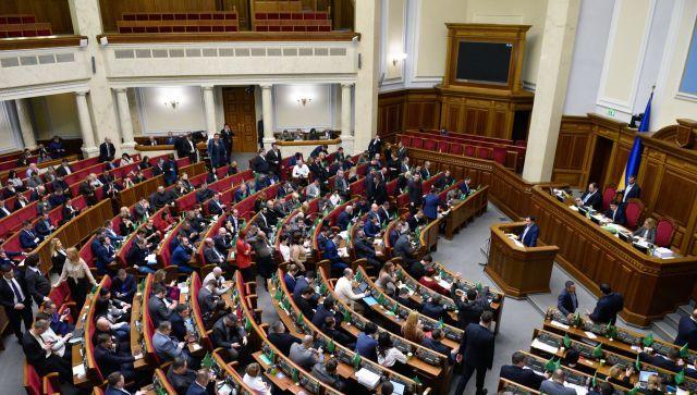 Спикер Рады оценил возможность подачи воды в Крым