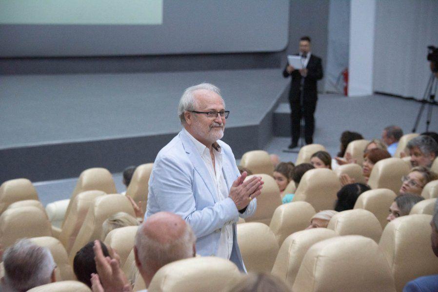 В Севастополе после реконструкции открыт кинотеатр Россия