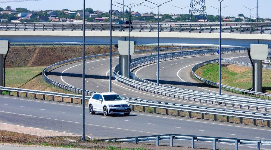 Министр транспорта России оценил работу дорожников «Тавриды» на твердую пятерку