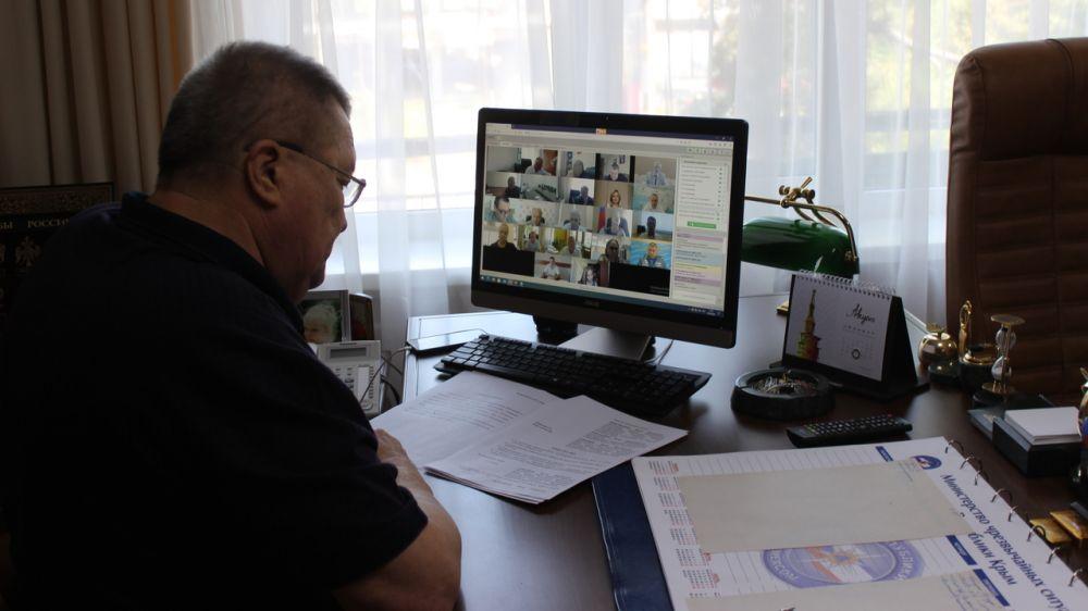 Сергей Шахов: Устранение нарушений, выявленных в ходе приемки образовательных учреждений к началу нового учебного года, возьмут на контроль