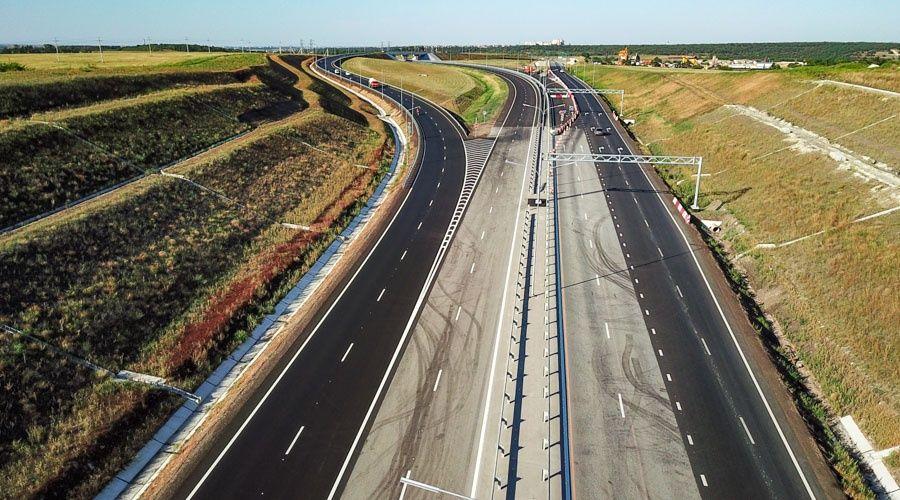 Министр транспорта России заявил об открытии трассы «Тавриды»