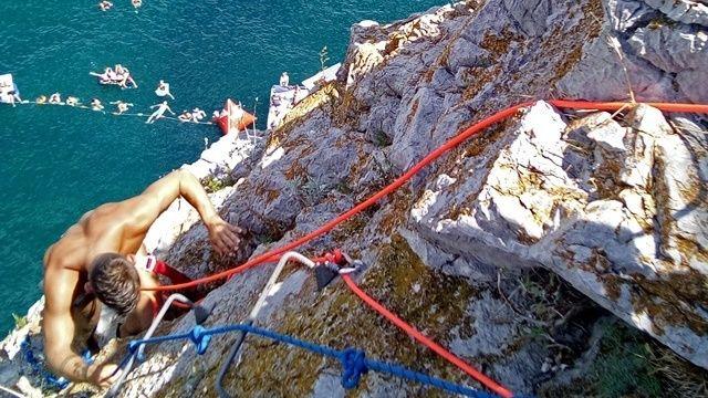 """Безопасность проведения «Freerate Cliff Diving World Cup» будет обеспечена сотрудниками ГКУ РК """"КРЫМ-СПАС"""""""