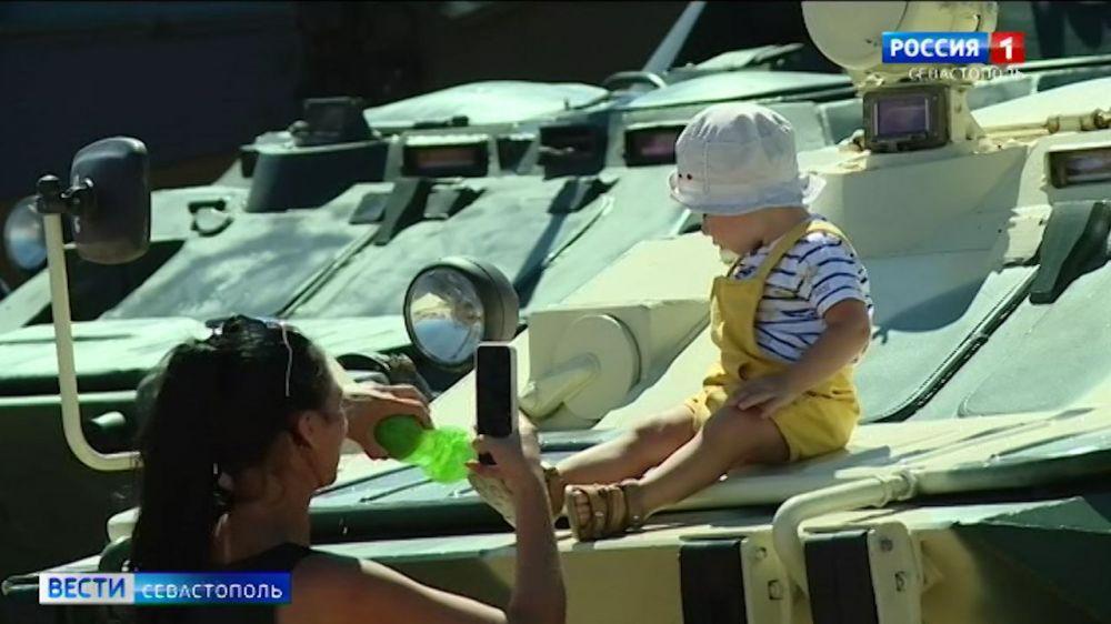 В Севастополе на форуме «Армия-2020» представили новейшее вооружение