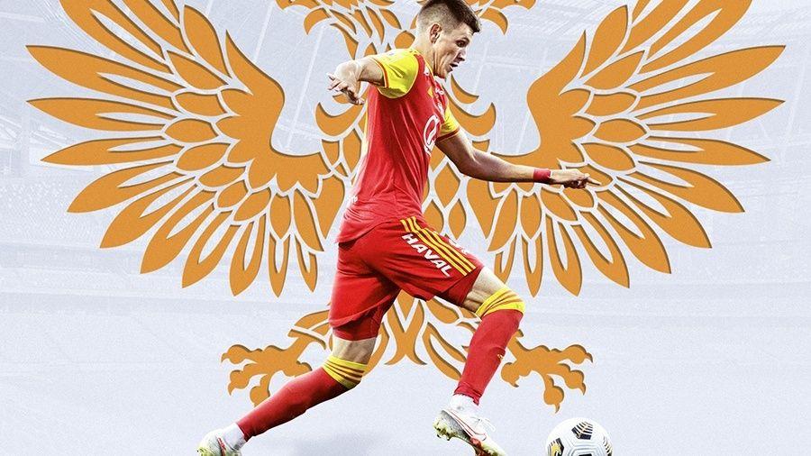 Симферополец Даниил Хлусевич вызван в юношескую сборную России