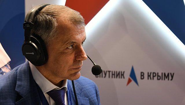Константинов назвал заявление Зеленского о Крыме бредовой идеей