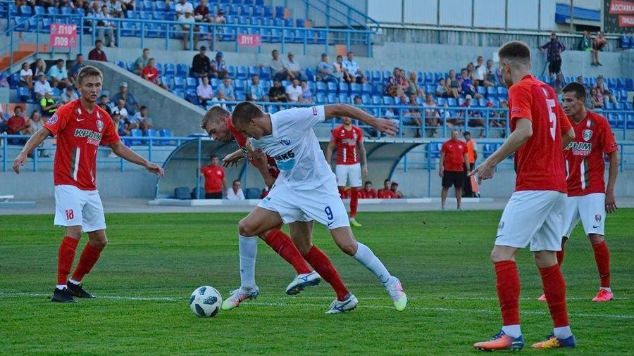 Ялтинский «Инкомспорт» покидает Премьер-лигу КФС