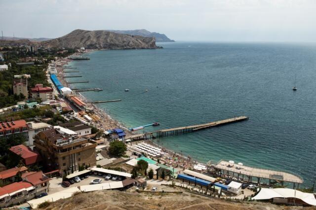 За август в Крыму отдохнуло свыше 2 млн туристов