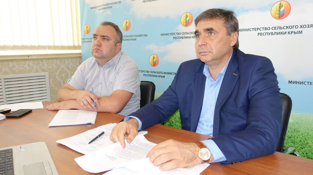 Андрей Рюмшин: В Республике Крым с 2015 года между Правительством Крыма и инвесторами подписано 58 соглашений о реализации инвестпроектов в АПК
