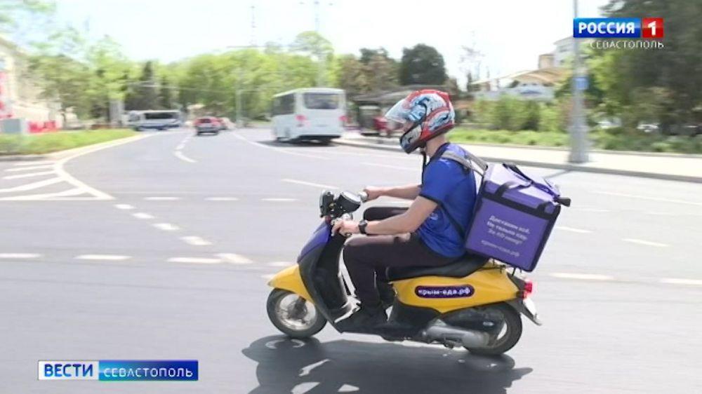 В Крыму водитель мопеда сбил ребенка