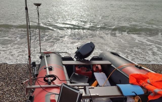 В Крыму спасли пассажиров лодки со сломавшимся мотором