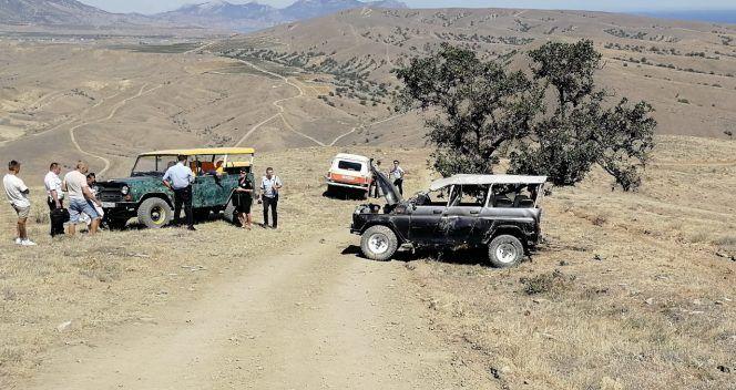 Экстрим заказывали? Полиция устанавливает обстоятельства ДТП в районе горы Меганом