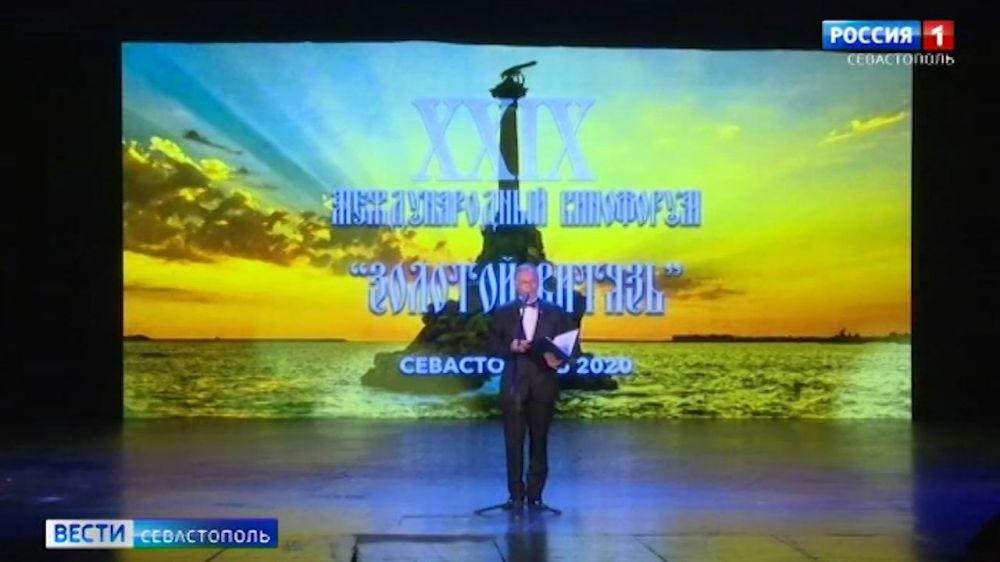 Российские звезды театра и кино прибыли в Севастополь на «Золотой витязь»