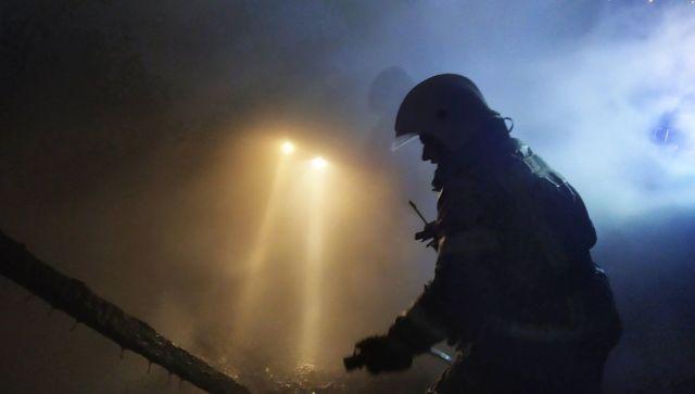 В Симферополе из-за пожара в многоэтажке эвакуировали 16 человек