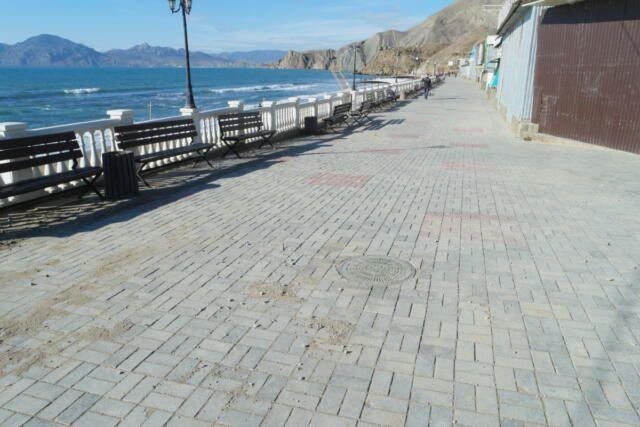 На крымском пляже погибла отдыхающая