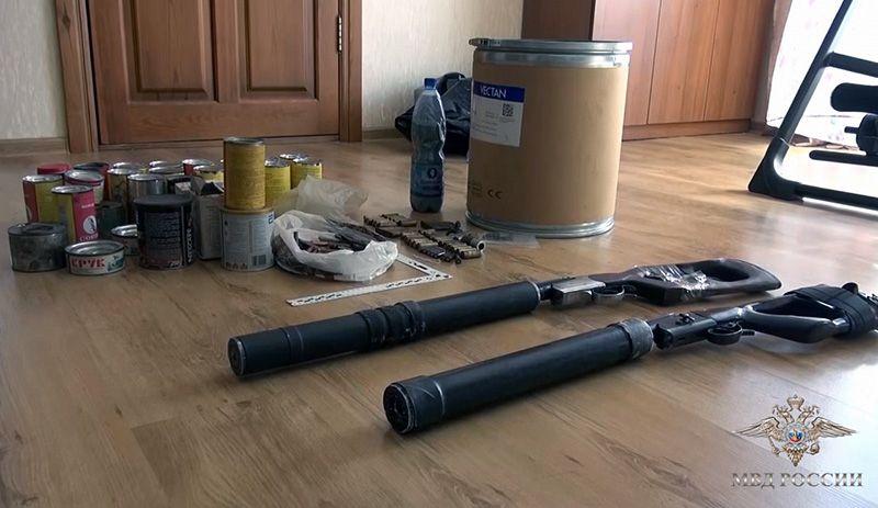 В Севастополе полиция ликвидировала две подпольные оружейные мастерские