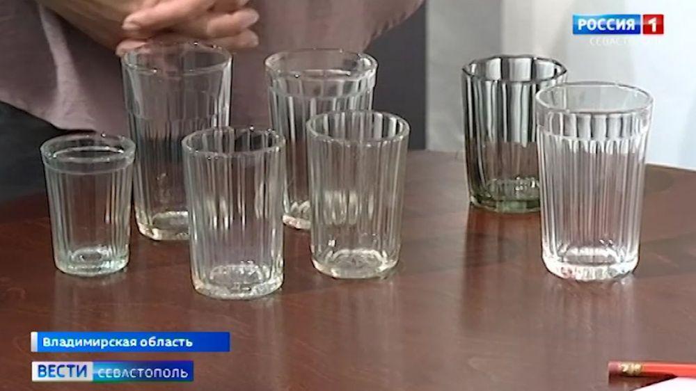 Какую роль в появлении гранённого стакана сыграл Крым