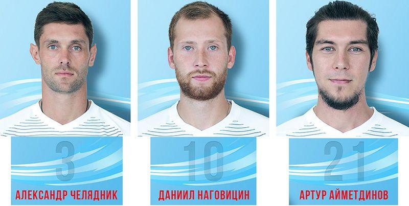 ФК «Севастополь» подписал трех новичков