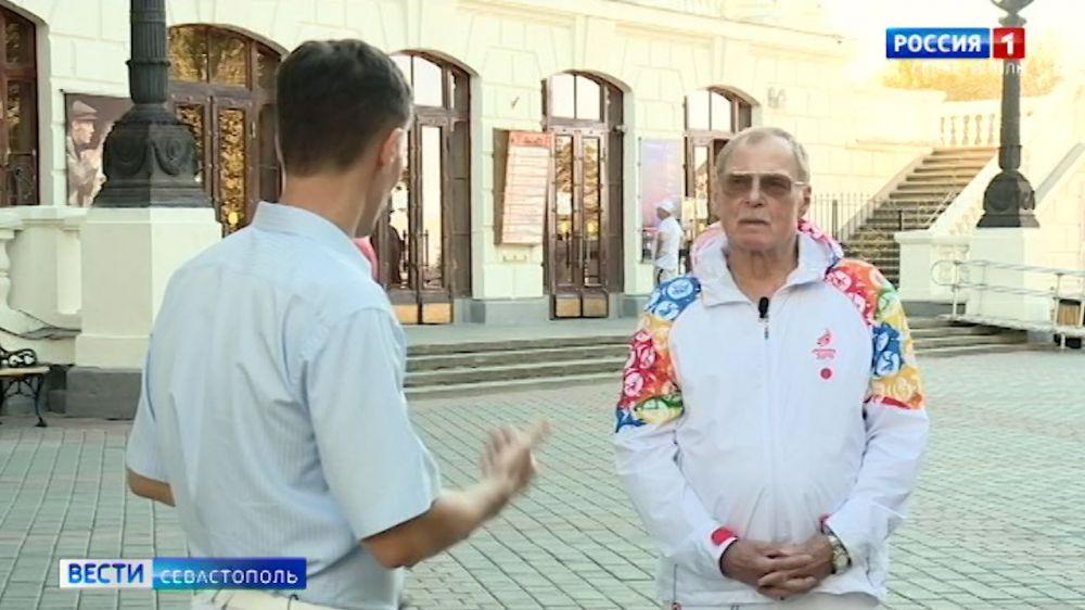 Какие трудности на пути в Севастополь пришлось преодолеть Владимиру Гостюхину
