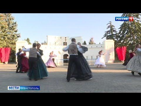 На Малаховом кургане воссоздали Севастополь времен Крымской войны
