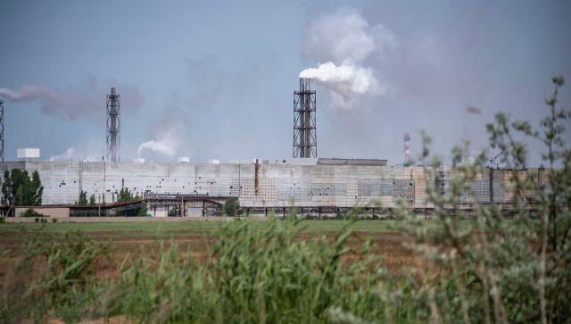 Экс-директора химзавода будут судить за выбросы химикатов в Армянске