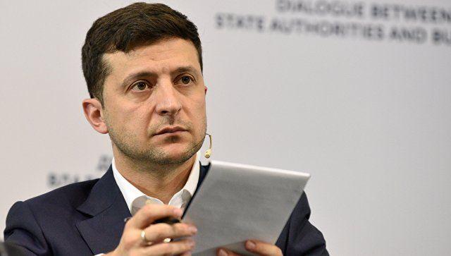 Зеленский не смог оценить отношения Киева с Москвой