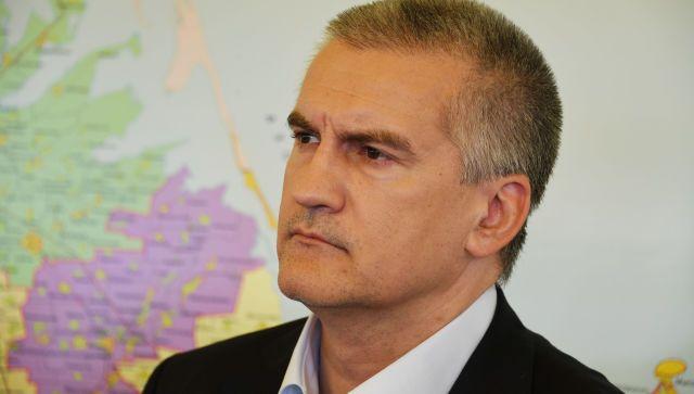 Аксенов жестко ответил Киеву на очередное заявление по воде