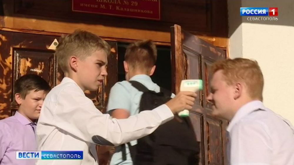 В Севастополе усиливают меры противодействия распространению коронавируса