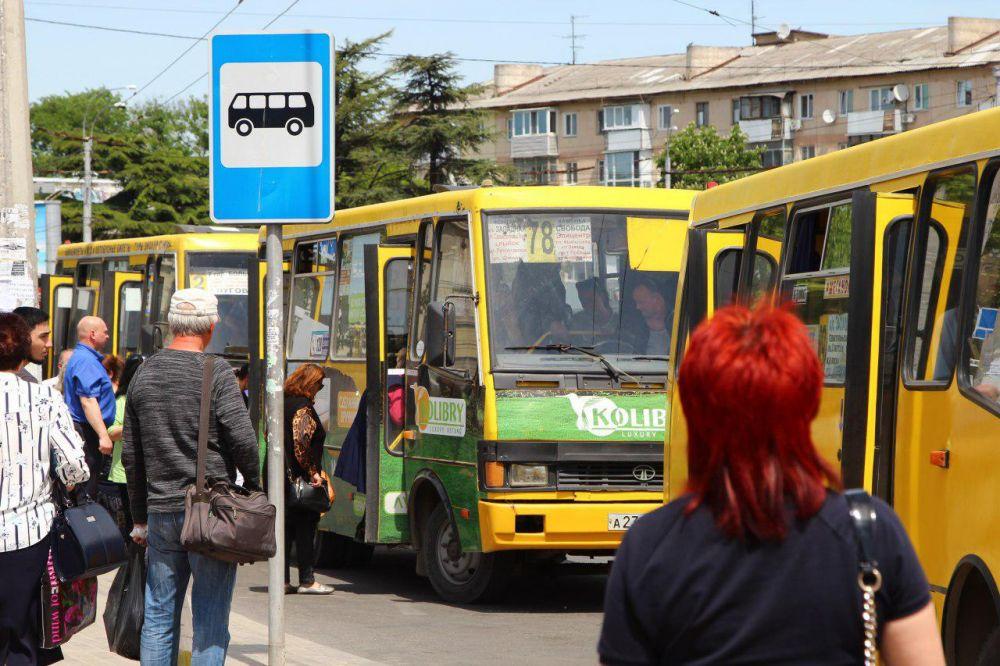 В маршрутках Симферополя усилят контроль за масочным режимом