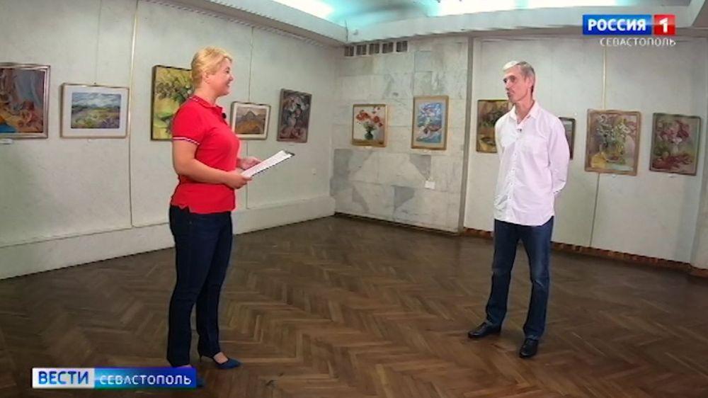 Актер Сергей Варчук о мечте стать моряком и съемках в Севастополе