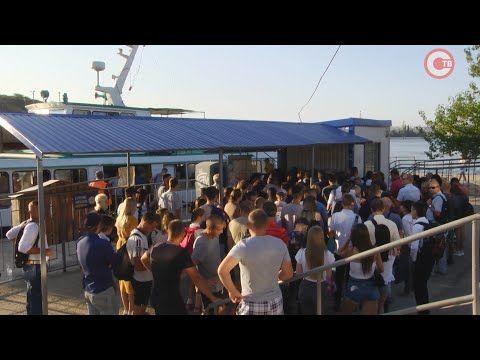 Жители Северной стороны обеспокоены работой морского городского транспорта (СЮЖЕТ)