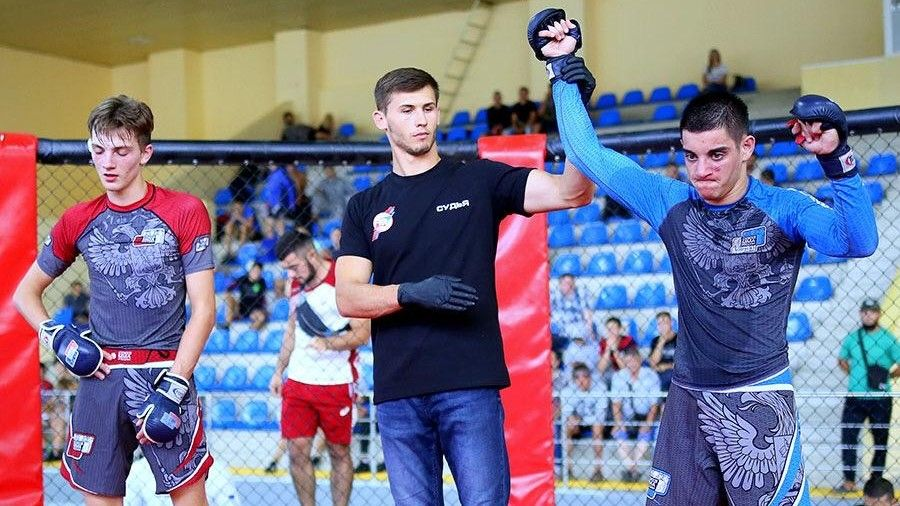 В Симферополе завершился Кубок Республики Крым по смешанному боевому единоборству