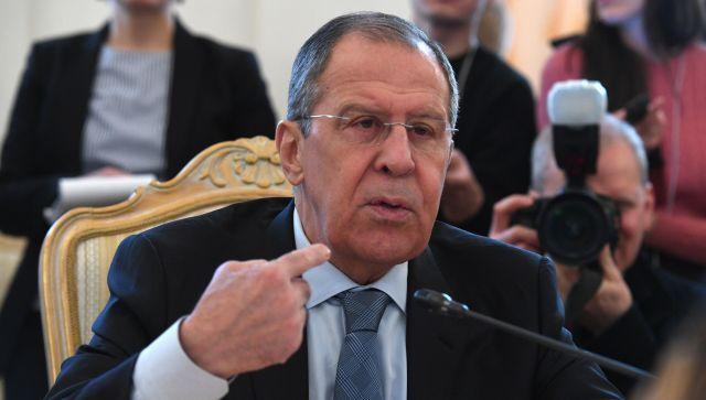США хотели провести в Крыму второй референдум – Лавров