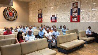 Депутаты Ялтинского городского совета встретились с участковыми региона