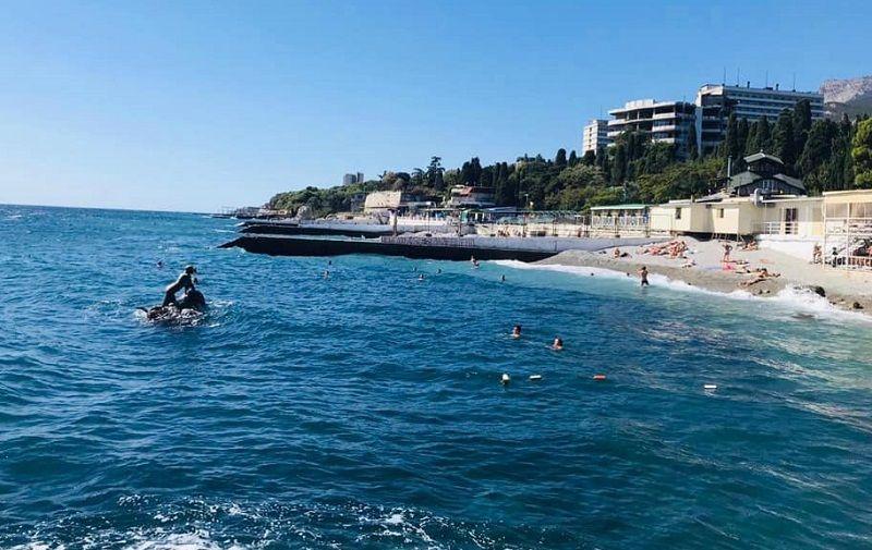 В «бархатный сезон» хороши пляжи ЮБК