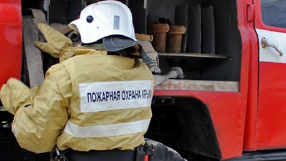 За сутки в Крыму потушили 15 пожаров